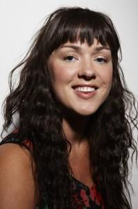 Veronica Magnusson, ordförande i Vision.