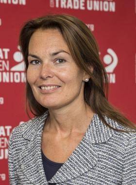 """Veronica Nilsson, Europafacket: """"Nu är jag rädd att Le Pen vinner"""""""