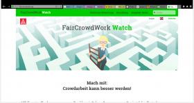 Facken och aktivister försöker organisera digital arbetskraft