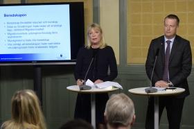 """""""Engagerade tjänstemän och civilsamhälle klarade mottagandet"""""""