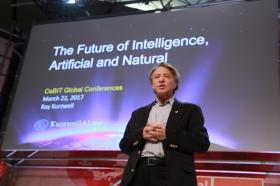 Ray Kurzweil: Nu går vi in i sjätte paradigmet