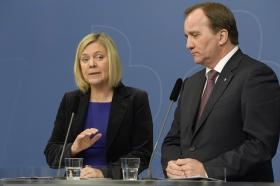Facken: Regeringens EU-politik är för defensiv