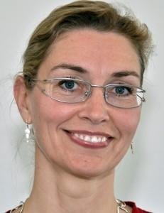 Ann Ponton Klevestedt, chef för Arbetsmiljöverkets statistik- och analysenhet.