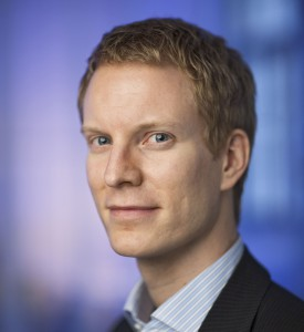 Samuel Engblom, samhällspolitisk chef på TCO.
