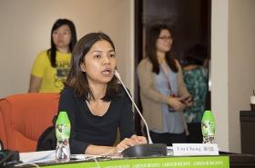 Kinas gryende fackliga rörelse behöver stöd