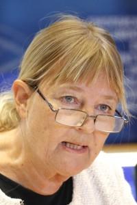 Marita Ulvskog, S. Foto: Europaparlamentet.