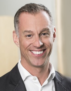 Fredrik Nilsson, marknadschef på Unionen. Foto: Camilla Svensk