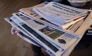 Institutet för Mediestudier ska undersöka hur samhällsjournalistikenser ut i det nya medielandskapet. Foto: Hasse Holmberg/TT.