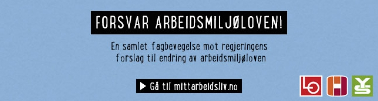 Politisk strejk i Norge