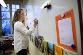 Legitimationskravet gör lärarutbildningens omvandling tydlig