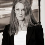 Anna Wilson, generalsekreterare i föreningen Svenskt Flyg. Foto: Anne Nyblaeus.