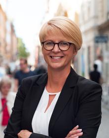 Elisabeth Svantesson (M), tidigare arbetsmarknadsminister.