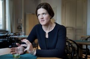 Anna Kinberg Batra säger i dag att (M) är tveksamma till indexeringen. Foto: Lars Pehrson / SvD / TT