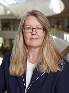 SKL:s biträdande chefsekonom Annika Wallenskog. Foto: Thomas Carlgren