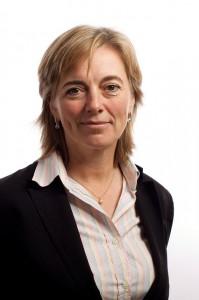 Lena Hagman, chefsekonom på Almega. Foto: Sören Andersson