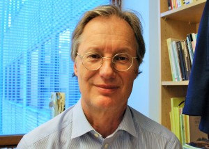 Pontus Braunerhjelm, professor vid KTH. Foto: Ewa Persson.