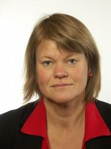 Ulla Andersson, ekonomiskpolitisk talesperson för Vänsterpartiet.