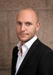 Aron Modig, riksdagsledamot för Kristdemokraterna.