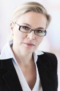 ST:s ordförande Britta Lejon.