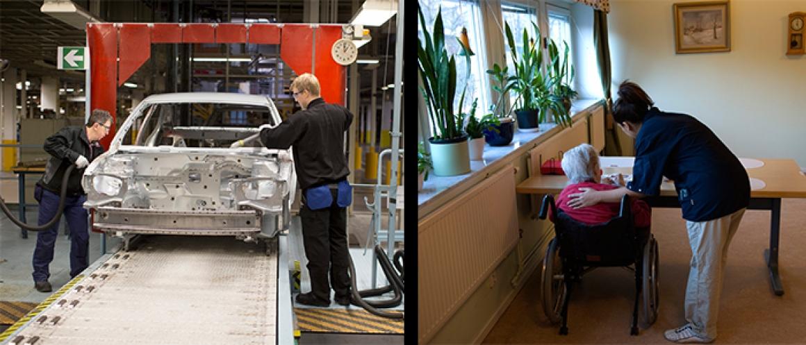 Industrimärkets normerande roll – en jämställdhetsfråga