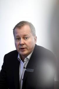 Per-Olof Stålesjö, personaldirektör på Försvarsmakten. Foto: Vilhelm Stokstad/TT.