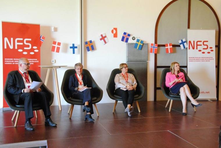 Utbildning och rekrytering i fokus för nordiska fack
