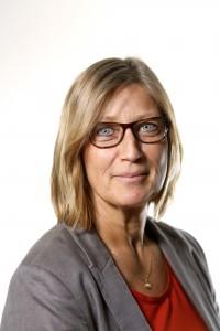 Marika Olsson, Försvarsförbundet. Foto: Sören Andersson