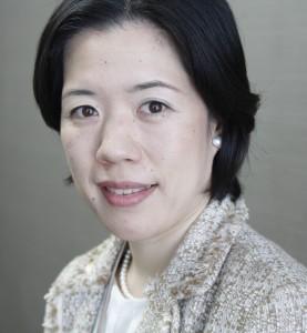 Naoko Ogawa, Keidanren. Foto: Karin Fallenius