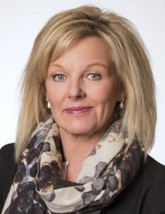 Cecilia Fahlberg, ordförande Unionen. Foto: Camilla Svensk