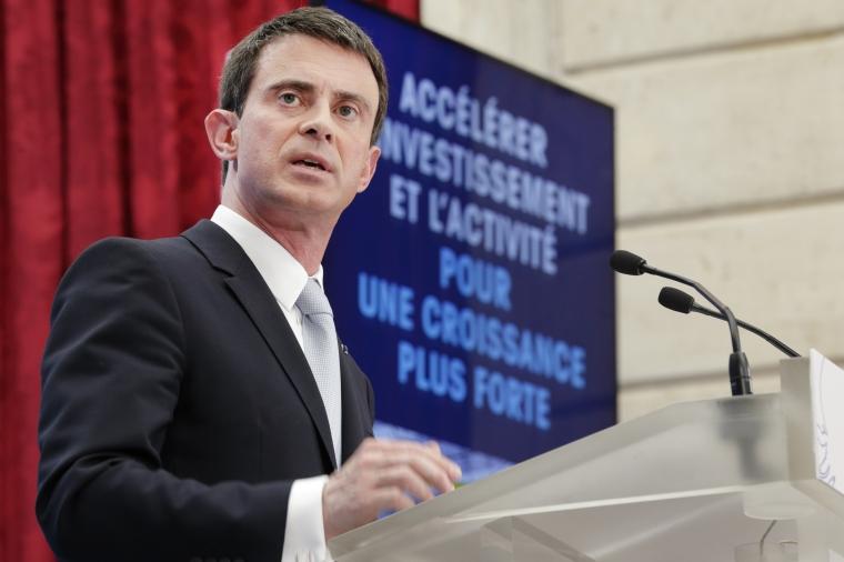 Franska fack protesterar mot förenklingar för småföretag