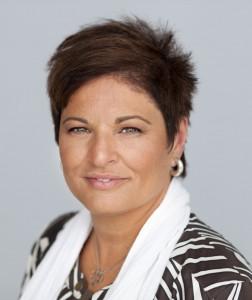 Sineva Ribeiro, ordförande i Vårdförbundet. Foto: Ulf Huett