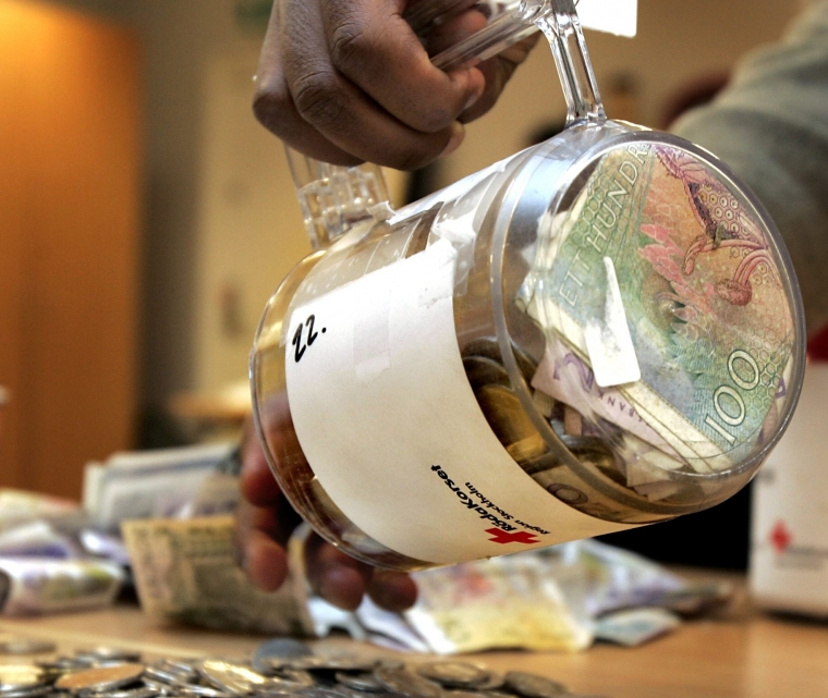 Facket ber välgörenhetsorganisationer lobba för kollektivavtal i finanssektorn