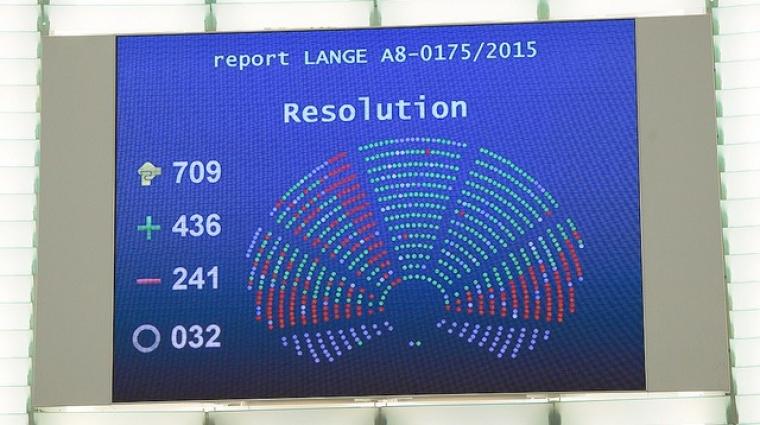 TTIP: EU-parlamentet röstade för, Europafacket fortsatt skeptiskt