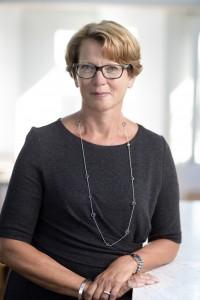 Kerstin af Jochnick, förste vice riksbankschef.