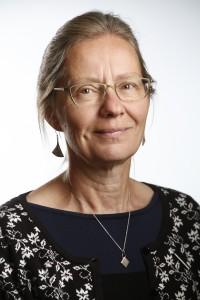 Ulrika Boëthius, Finansförbundets ordförande. Foto: Johan Marklund