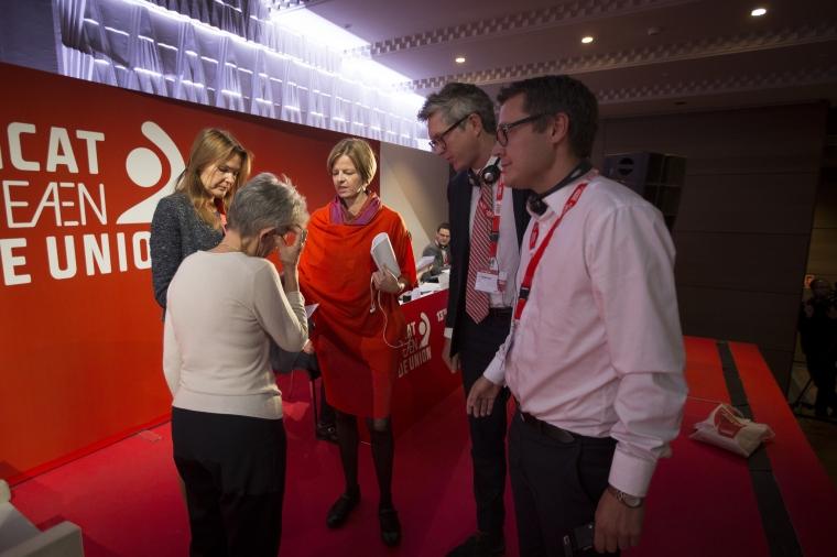 Minimilön och jämställdhet tunga frågor på Europafackets kongress