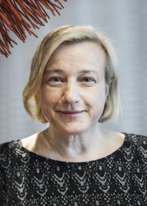 Cecilia Hermansson, ordförande för Industrins ekonomiska råd. Foto: Emma-Sofia Olsson/SvD/TT.