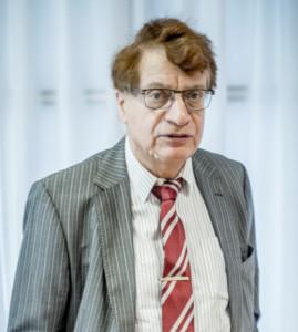 Mauro Gozzo. Foto: Magnus Hjalmarson Neideman/SvD/TT.