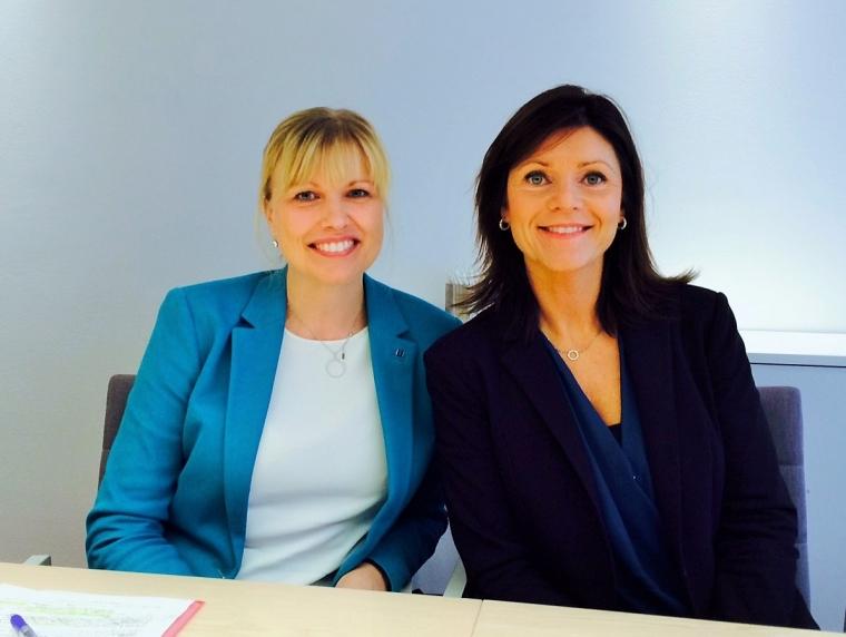 Ann-Therese Enarsson blir VD för den nya tankesmedjan