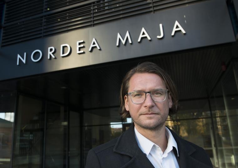 Fackordföranden fick sparken från Nordea i Estland