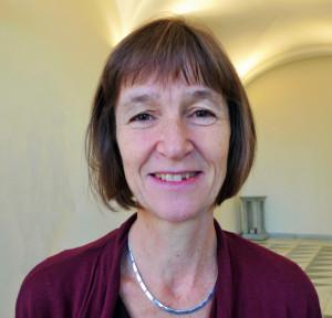 Katinka Hort, huvudsekreterare i analysgruppen. Foto: Ewa Persson