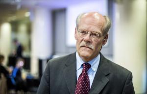 Riksbankschefen Stefan Ingves. Foto: Marcus Ericsson/TT.