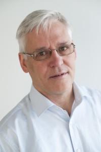 Journalistikprofessor Gunnar Nygren. Foto: Ingemar Björling.