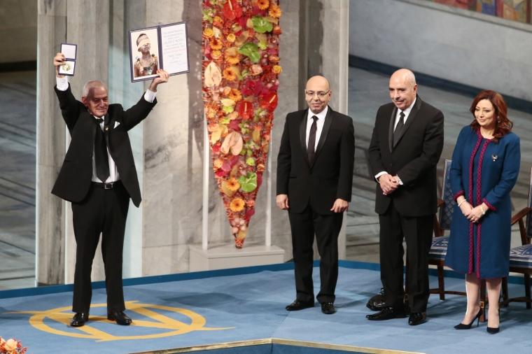 Partssamarbetet som tog hem Nobels fredspris