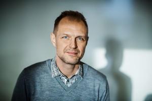 Jonas Nordling, ordförande för Journalistförbundet. Foto: Tor Johnsson.