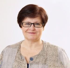 Monica Dahlbom, förhandlingschef på Arbetsgivarverket. Foto: Catharina Biesèrt.