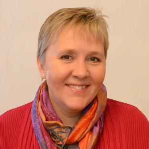Neuroförbundets ordförande Lise Lidbäck