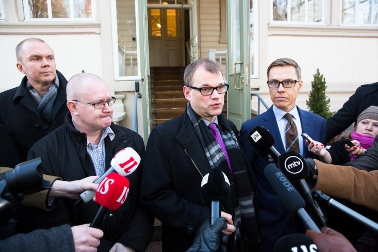 Finska parterna har nått en överenskommelse