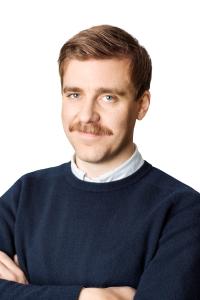 Fredrik Söderqvist, Unionen.