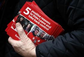 Facket varnar britterna för sämre villkor om de väljer Brexit